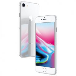 Apple iPhone 8 silver On EMI Without Credit Card