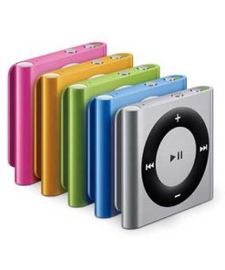 Apple iPod Shuffle 2gb Price In India