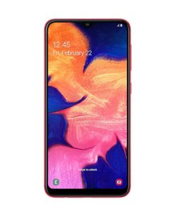 Samsung Galaxy A10 Price-32gb red
