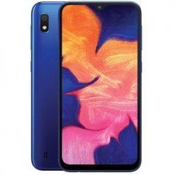 Samsung A10 Mobile On EMI-32gb blue