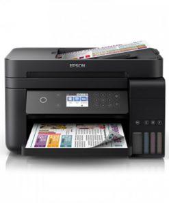 Epson L6170 Wi-Fi Duplex Multi Printer with ADF zero percent emi