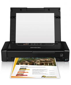 Epson WorkForce WF-100 Wi-Fi Inkjet Printer on emi