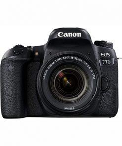 Canon EOS 77D 24.2MP Digital SLR Camera on EMI