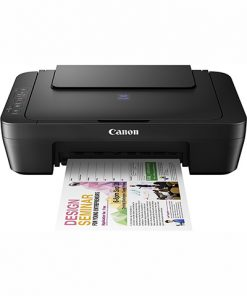 Canon Pixma E410 Inkjet Printer emi on debit card