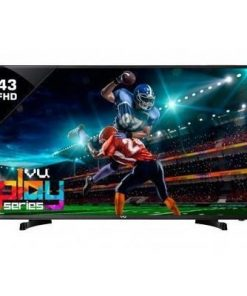 VU 109 cm 43D6545 Full HD LED TV On EMI