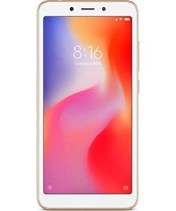 Xiaomi Redmi 6 Mobile Price 3gb 32gb gold