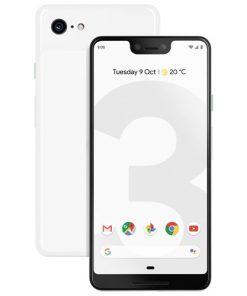 Google Pixel 3 Mobile EMI 4gb 64gb white