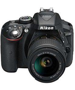 Nikon D5300 242MP Digital SLR Camera