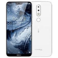 Nokia 6.1 Plus White