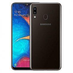 Samsung A20 Zero Down Payment-3gb 32gb black