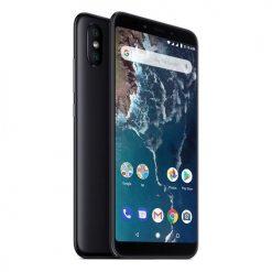 Mi A2 black mobile On Finance 4gb 64gb