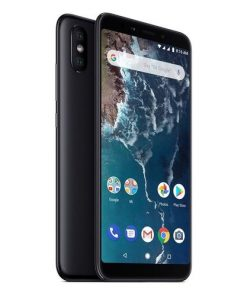Mi A2 black mobile On Finance 4gb 64gb