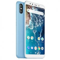 Xiomi A2 On EMI Without Card 4gb 64gb Blue Phone