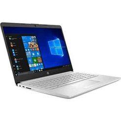 HP Silver Laptop