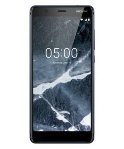 Nokia 5.1 Mobile On EMI -3gb 32gb blue