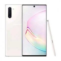 Samsung Note 10 Plus Price In India-12gb 256gb white