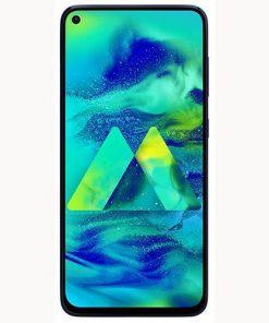 Samsung M40 Price In India-6gb 128gb blue