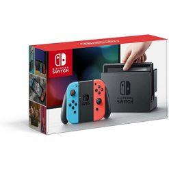 Nintendo Switch Console On EMI