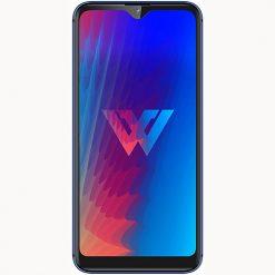 LG W30 Phone Finance-3gb 32gb blue