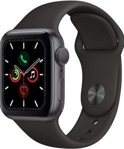 Apple Watch Series 5 GPS+Cellular 40mm black