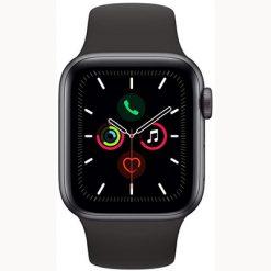 Apple Watch-series 5 gps cellular 40mm black