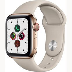 Apple Watch series 5 GPS Cellular 40mm grey