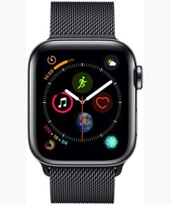 Apple Watch series 5 GPS Cellular 40mm black 1