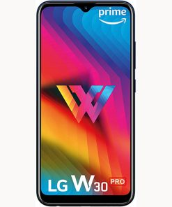 LG W30 Pro Mobile EMI-4gb 64gb blue