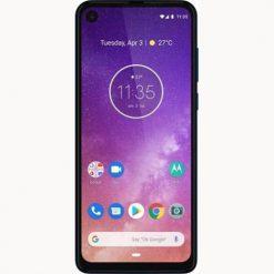 Motorola ONE Vision EMI-4gb 128gb blue