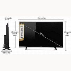 Panasonic 32 inch HD LED TV EMI-32FS490D