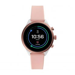 Fossil Smart Watch Pink