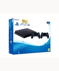 Sony PS4 Slim Console Price-1tb Additional Controller