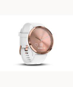 Garmin Smartwatch Price-vivomove HR white