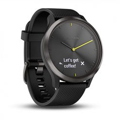Garmin Watch Price-Vivomove HR black