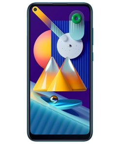 Samsung M11 64GB Price in India-blue