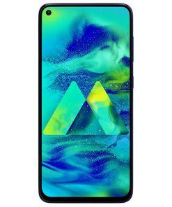 Samsung M40 On EMI-6gb 128gb blue