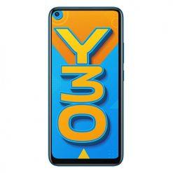 Vivo Y30 With No Cost EMI-4gb blue