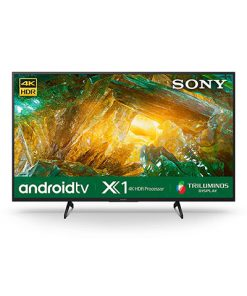 Sony Bravia 55inch 4K Android TV On EMI x7500h
