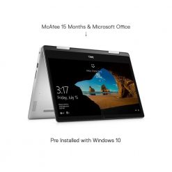 Dell Touch Screen 2in1 Laptop-i3 10th gen