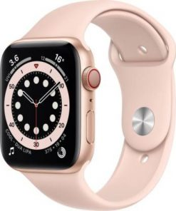 Apple iWatch Series 6 40mm On EMI with GPS Pink