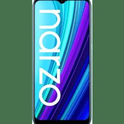 Realme Narzo 30A 3GB 32GB Blue Cardless EMI