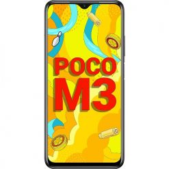 Poco M3 128GB Black Mobile On Finance