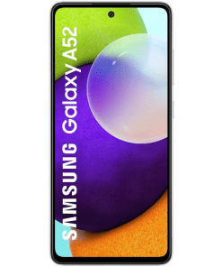 Samsung A52 8GB Blue Mobile Price In India