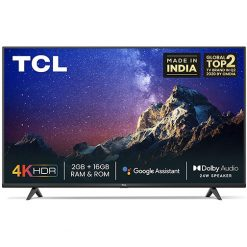 TCL 43 inches 4K Ultra HD Android TV Price
