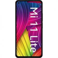 Mi 11 Lite 5G Vinyl Black Price in India