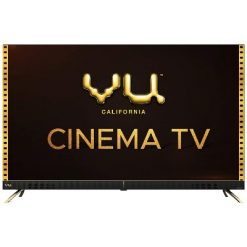 Vu 43 inch 4K Ultra HD Android TV On EMI Offer